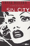 Cover for Frank Miller's Sin City (Dark Horse, 2005 series) #2 - A Dame To Kill For