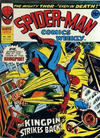 Cover for Spider-Man Comics Weekly (Marvel UK, 1973 series) #106