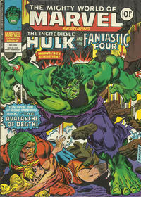 Cover Thumbnail for The Mighty World of Marvel (Marvel UK, 1972 series) #325
