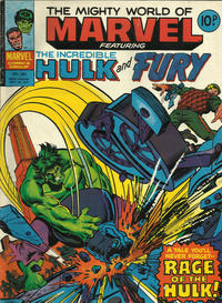 Cover Thumbnail for The Mighty World of Marvel (Marvel UK, 1972 series) #261