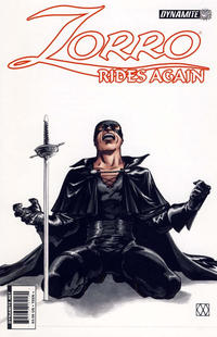 Cover Thumbnail for Zorro Rides Again (Dynamite Entertainment, 2011 series) #5