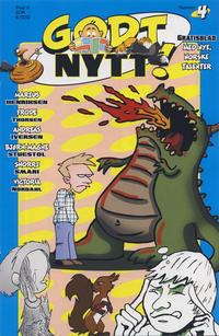 Cover Thumbnail for Godt nytt (Egmont Serieforlaget, 2011 series) #4