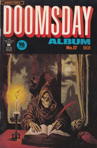 Cover Thumbnail for Doomsday (K. G. Murray, 1972 series) #17