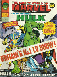 Cover Thumbnail for The Mighty World of Marvel (Marvel UK, 1972 series) #315