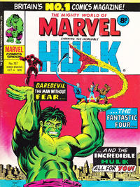 Cover Thumbnail for The Mighty World of Marvel (Marvel UK, 1972 series) #157