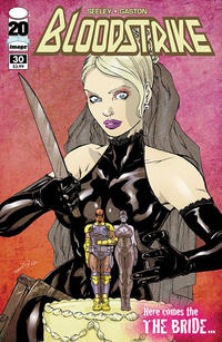Cover Thumbnail for Bloodstrike (Image, 2012 series) #30