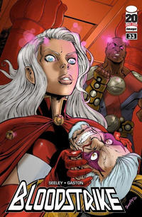 Cover Thumbnail for Bloodstrike (Image, 2012 series) #33