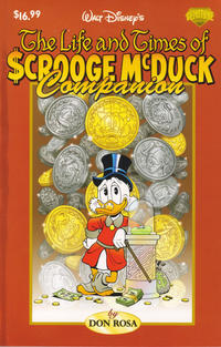 Cover Thumbnail for Walt Disney's The Life and Times of Scrooge McDuck Companion (Gemstone, 2006 series)