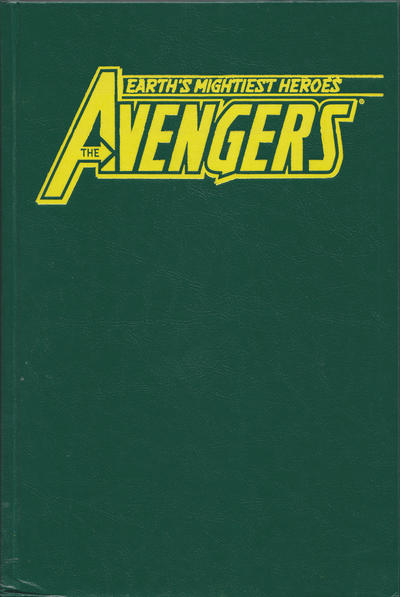 Cover for Avengers Assemble (Marvel, 2004 series) #1