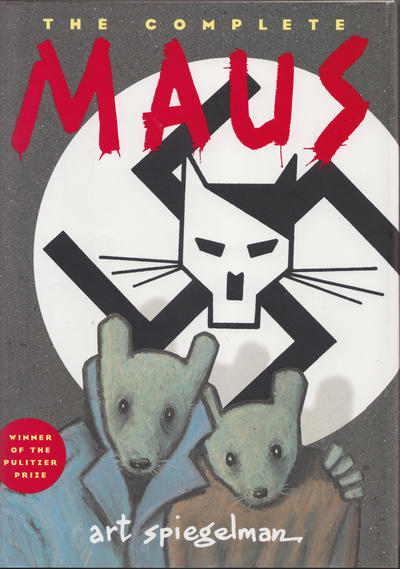 Cover for The Complete Maus: A Survivor's Tale (Pantheon, 1997 series)