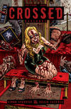 Cover Thumbnail for Crossed Badlands (2012 series) #19 [Torture Variant Cover by Raulo Caceres]
