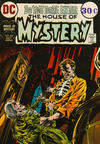 Cover Thumbnail for House of Mystery (1951 series) #207 [National Bookstore Variant]