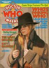Cover for Doctor Who Weekly (Marvel UK, 1979 series) #19