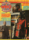 Cover for Doctor Who Weekly (Marvel UK, 1979 series) #38