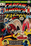 Cover Thumbnail for Captain America (1968 series) #169 [British Price Variant]