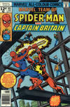 Cover Thumbnail for Marvel Team-Up (1972 series) #65 [British price variant.]