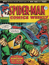 Cover for Spider-Man Comics Weekly (Marvel UK, 1973 series) #80