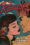 Cover for Romance Story (Horwitz, 1950 ? series) #27