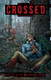Cover Thumbnail for Crossed Badlands (Avatar Press, 2012 series) #18
