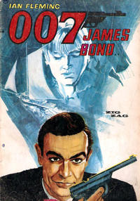 Cover for 007 James Bond (Zig-Zag, 1968 series) #11