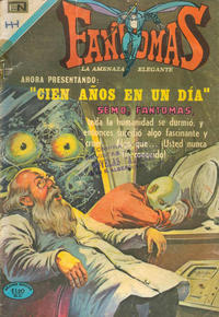 Cover Thumbnail for Fantomas (Editorial Novaro, 1969 series) #66
