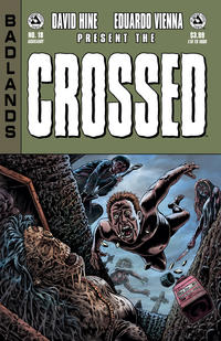 Cover Thumbnail for Crossed Badlands (Avatar Press, 2012 series) #18 [Auxiliary Variant Cover by Raulo Caceres]