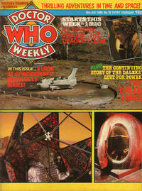 Cover Thumbnail for Doctor Who Weekly (Marvel UK, 1979 series) #39