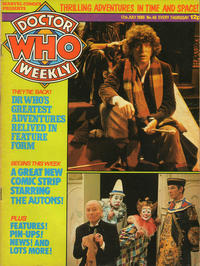 Cover Thumbnail for Doctor Who Weekly (Marvel UK, 1979 series) #40