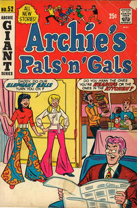 Cover Thumbnail for Archie's Pals 'n' Gals (Archie, 1952 series) #52