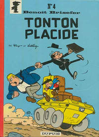 Cover Thumbnail for Benoît Brisefer (Dupuis, 1962 series) #4 - Tonton Placide