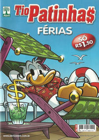 Cover Thumbnail for Tio Patinhas Frias (Editora Abril, 2008 series) #2