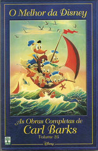 Cover Thumbnail for O Melhor da Disney: As Obras Completas de Carl Barks (Editora Abril, 2004 series) #25