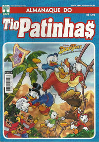 Cover Thumbnail for Almanaque do Tio Patinhas (Editora Abril, 2010 series) #4