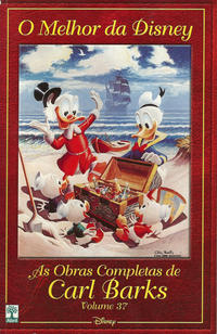 Cover Thumbnail for O Melhor da Disney: As Obras Completas de Carl Barks (Editora Abril, 2004 series) #37