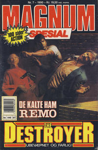 Cover Thumbnail for Magnum Spesial (Bladkompaniet, 1988 series) #7/1990