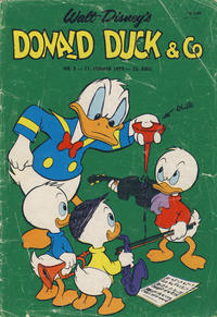 Cover Thumbnail for Donald Duck & Co (Hjemmet, 1948 series) #3/1972