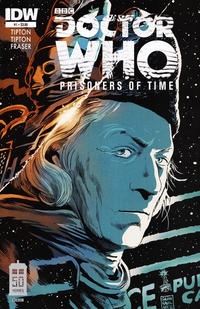 Cover Thumbnail for Doctor Who: Prisoners of Time (IDW, 2013 series) #1