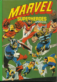 Cover Thumbnail for Marvel Superheroes Annual (Grandreams, 1980 series) #1980