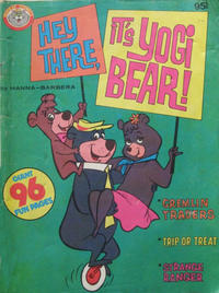 Cover Thumbnail for Hey There, It's Yogi Bear (K. G. Murray, 1981 ? series)