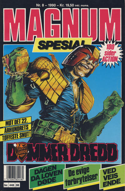 Cover for Magnum Spesial (1988 series) #8/1990