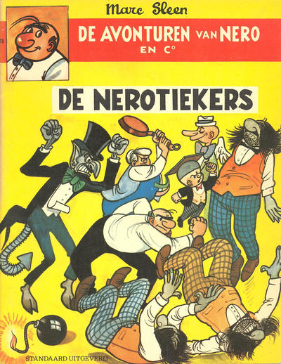 Cover for Nero (1965 series) #19