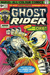 Cover Thumbnail for Ghost Rider (1973 series) #14 [British Price Variant]