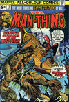 Cover Thumbnail for Man-Thing (1974 series) #13 [British price variant.]