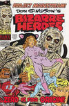 Cover for Bizarre Heroes (Kitchen Sink Press, 1990 series) #0