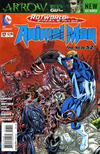 Cover for Animal Man (DC, 2011 series) #17