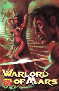 Cover Thumbnail for Warlord of Mars (Dynamite Entertainment, 2010 series) #18 [Lucio Parrillo Cover]