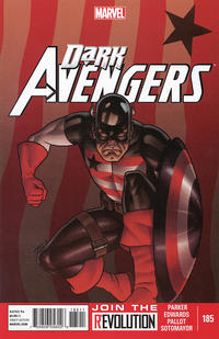 Cover Thumbnail for Dark Avengers (Marvel, 2012 series) #185