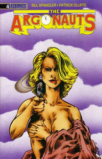 Cover Thumbnail for Argonauts (Malibu, 1988 series) #4