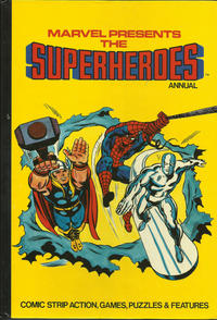 Cover Thumbnail for Marvel Presents the Superheroes Annual (Brown Watson, 1978 series) #1978