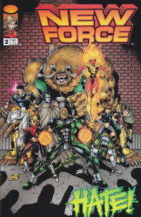 Cover Thumbnail for Newforce (Image, 1996 series) #2